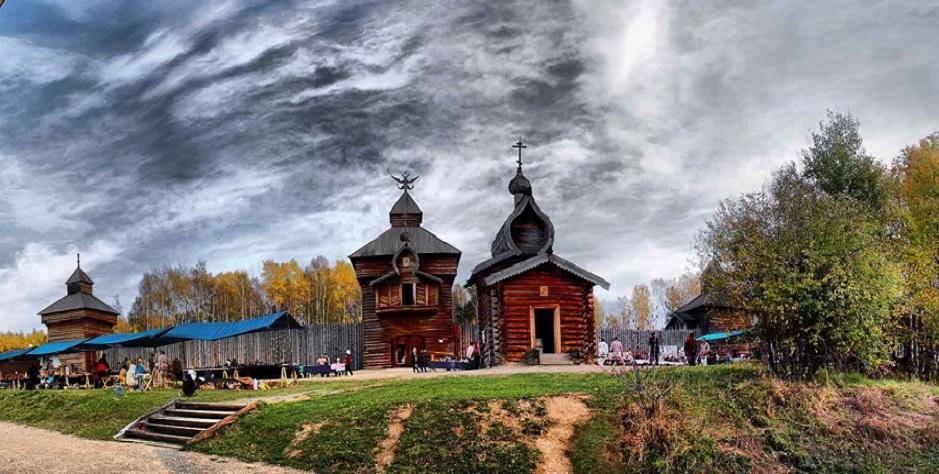Разработка и продвижение сайта музея «Тальцы»